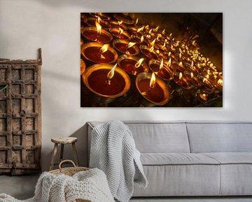 Boterlampen van Andrea Ooms