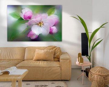 Douceur florale van Martine Affre Eisenlohr