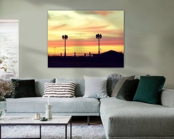 Sunset  van King Photography