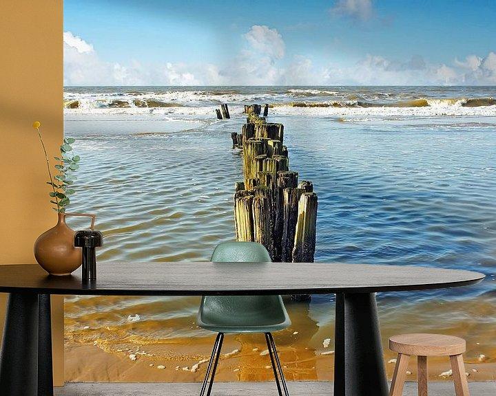 Beispiel fototapete: Callantsoog von Peter Roder