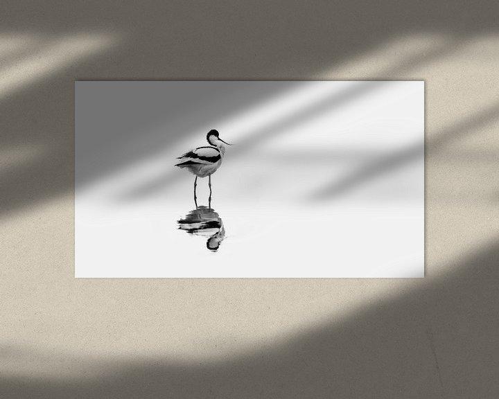 Sfeerimpressie: Kluut van Sander Meertins