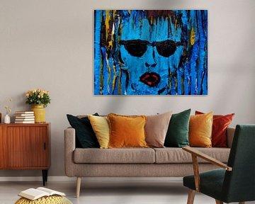 Sunglasses, nr. 1 van Ada Krowinkel