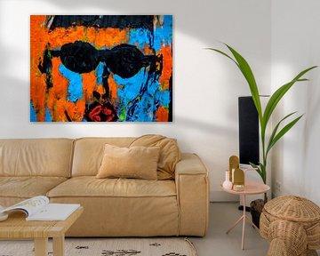 Sunglasses nr. 3 van Ada Krowinkel