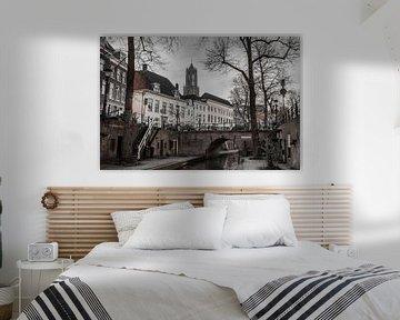 Utrecht 4 (#2) van John Ouwens