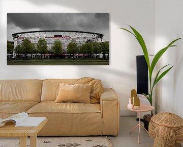 Utrecht 1 (#2) FC Utrecht,  Stadion Galgenwaard  van John Ouwens