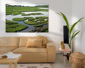 Tidal landscapes on the outer Hebrides van Reinhard  Pantke