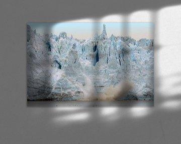 Calving Glacier van Reinhard  Pantke