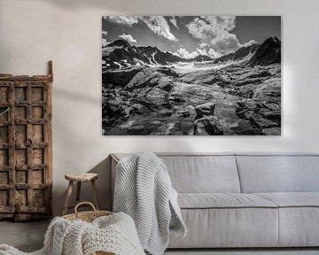 Bachfallen gletscher sur Christian Reijnoudt