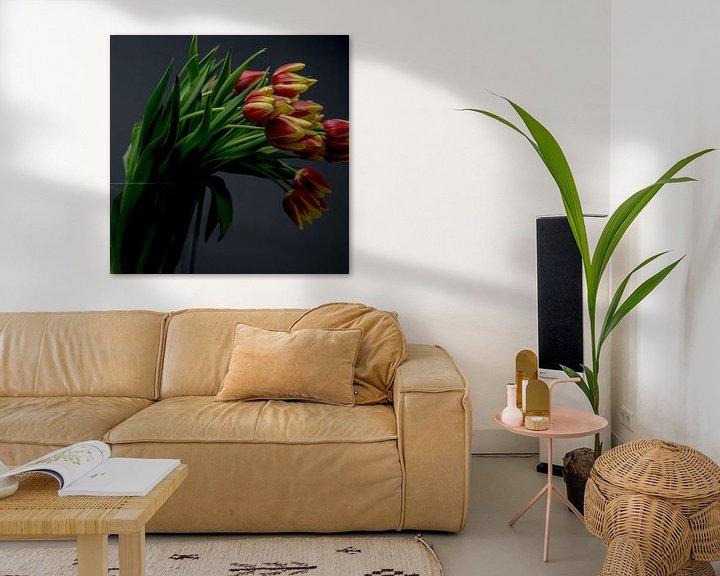 Sfeerimpressie: Tulpen van Christian Reijnoudt