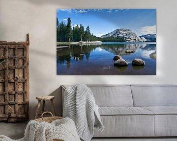 YOSEMITE VALLEY Tenaya Lake II von Melanie Viola