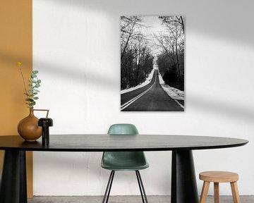 Een lange weg sur Maarten Baars