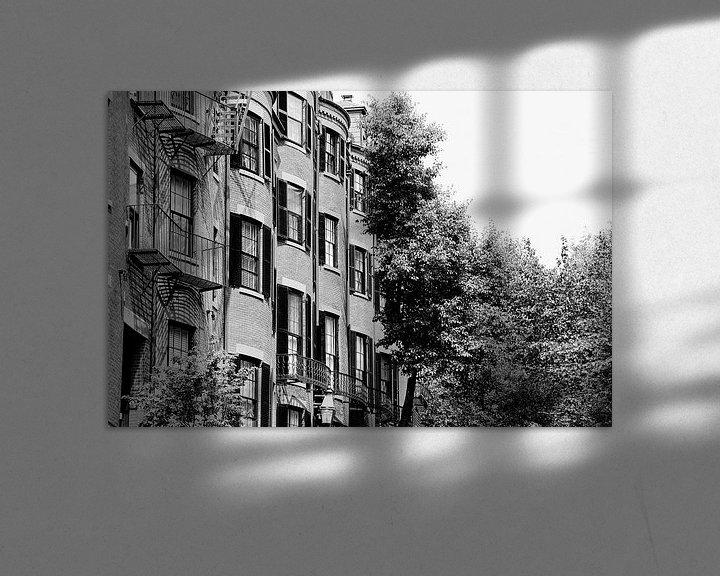 Beispiel: boston brick homes von Meleah Fotografie