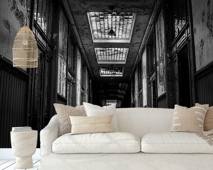 Sfeerimpressie behang: The Hallway.  van 3,14 Photography