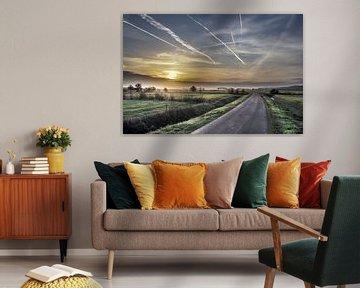 Dutch landscape van Julien Beyrath