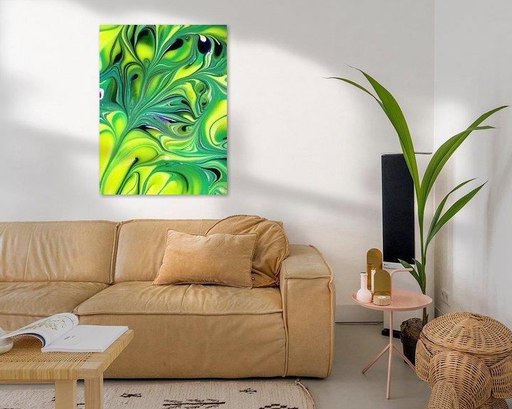 Beispiel: Softe Retro Bloem Marmer 2 von Sophie van Holland