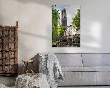 Domtoren, Utrecht van Peter Apers