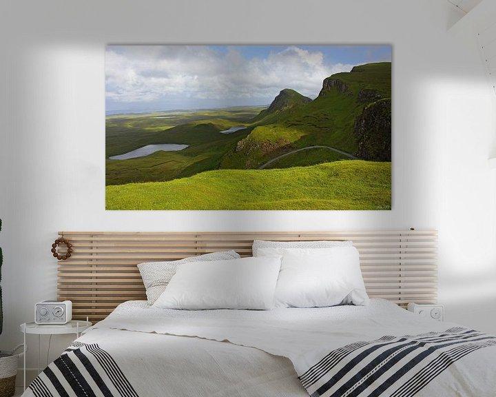 Sfeerimpressie: impressions of scotland - quiraing III van Meleah Fotografie