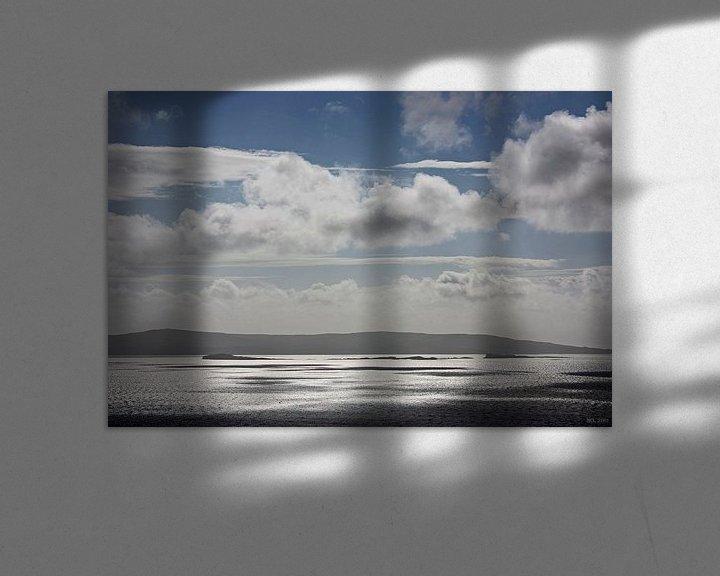 Beispiel: impressions of scotland - Wolkenschatten // Schattenwolken von Meleah Fotografie