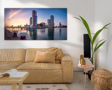 Rotterdam Kop van Zuid van Martijn Kort