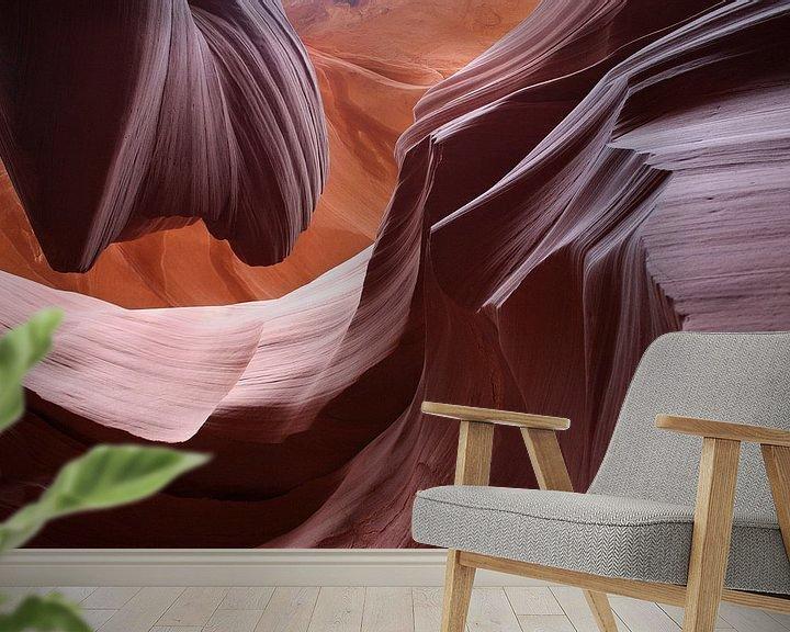Sfeerimpressie behang: nature´s secrets I van Meleah Fotografie