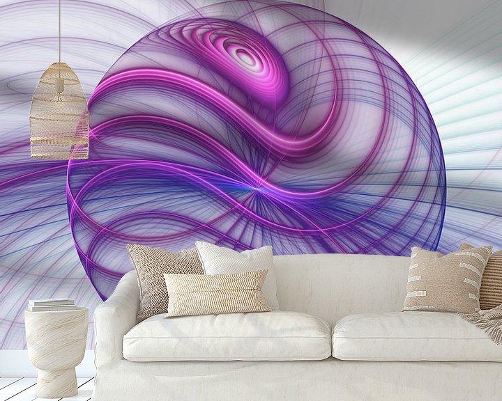 Beispiel fototapete: Bewegungen von gabiw Art