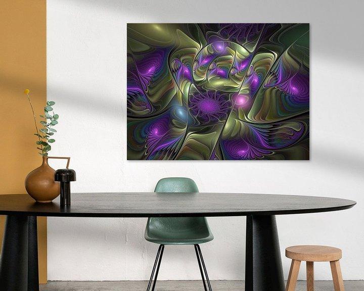 Beispiel: Magische Lichter von gabiw Art