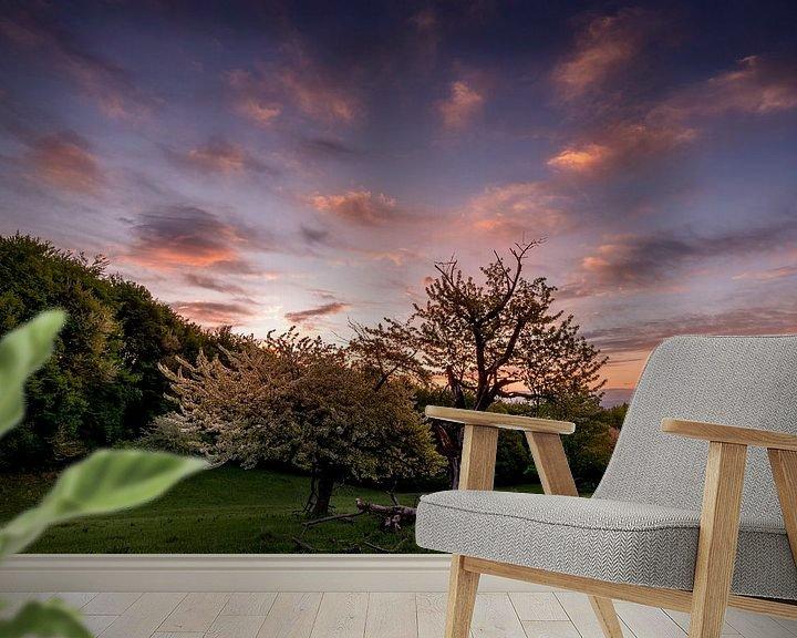 Impression: Sunrise Tree sur Peter Oslanec