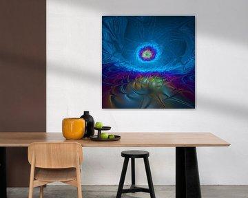 Fantasie Abstrakt von gabiw Art