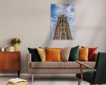 Grote Kerk in Dordrecht - 2 van Tux Photography
