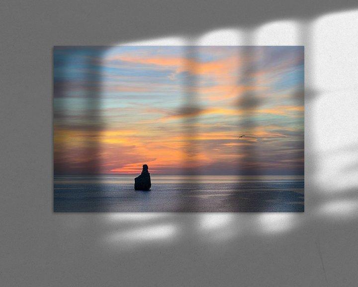 Sfeerimpressie: Spaanse zonsondergang van Mark Bolijn