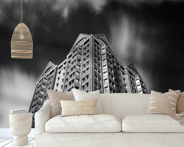 Sfeerimpressie behang: Statendam van Insolitus Fotografie