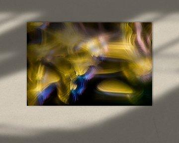 Blauw en Gele Hersengolven von Robert Wiggers