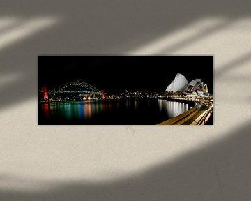 Sydney Opera House von Mark de Boer - Artistiek Fotograaf