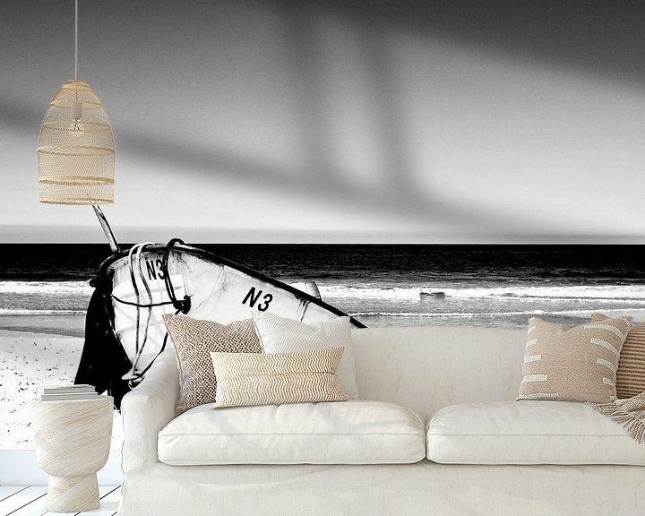 Sfeerimpressie behang: Sylt: N3 van Norbert Sülzner