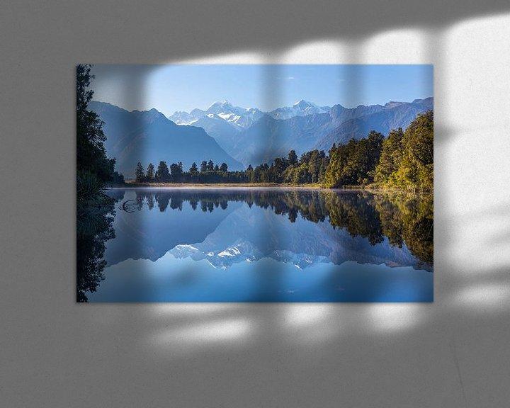 Sfeerimpressie: Matheson Meer, Spiegel Meer van Studio W&W
