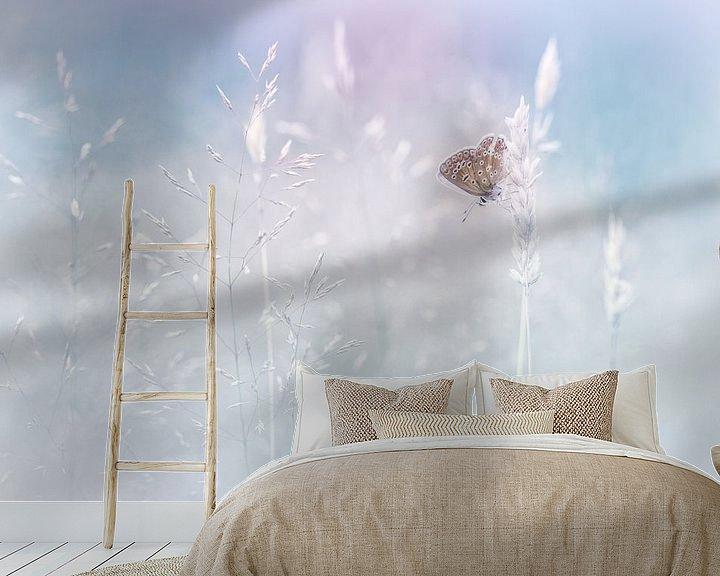 Sfeerimpressie behang: Peaceful van Bob Daalder