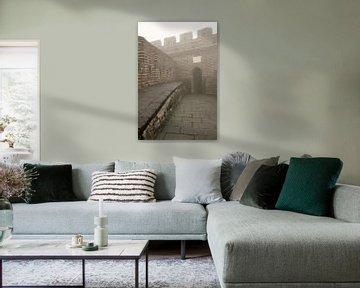 Wachthuisje op de chinese muur von Cindy Mulder