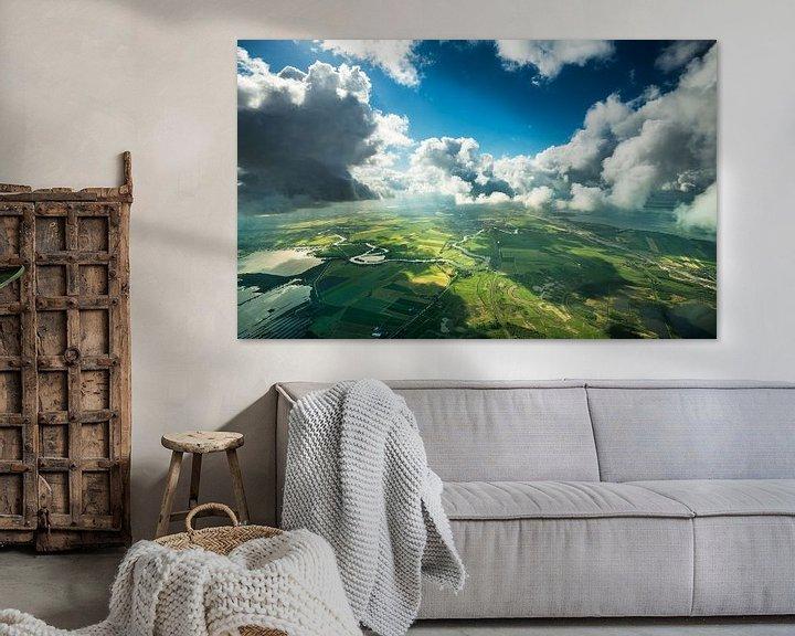Sfeerimpressie: Pilots view van Martijn Kort