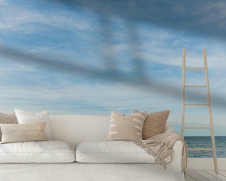 Sfeerimpressie behang: Zee, Scheveningen van Capture the Light