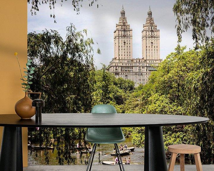Sfeerimpressie behang: The Eldorado, 300 Central Park West van Capture the Light