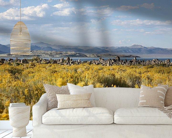 Sfeerimpressie behang: mono lake - I van Meleah Fotografie