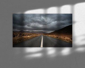 Eindeloze weg van Richard Reuser