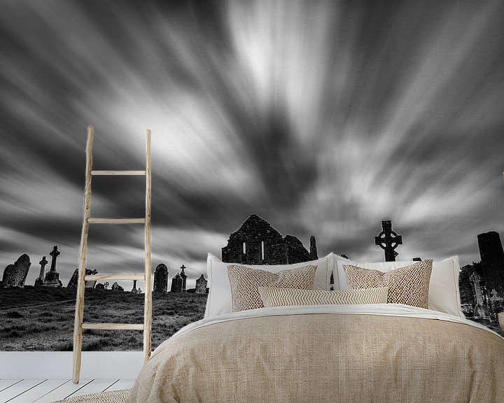 Sfeerimpressie behang: Spooky van Richard Reuser
