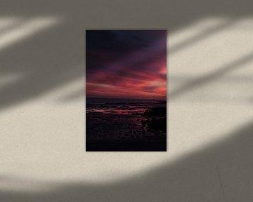 zonsondergang  von Sandra Zwagerman