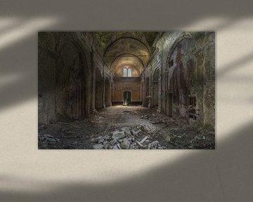 Verlassene Kirche von Perry Wiertz