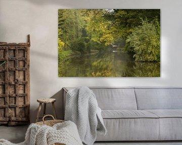 Kromme Rijn voor Nieuw Amelisweerd van Marijke van Eijkeren