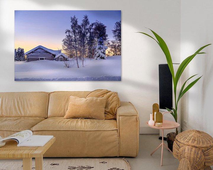 Sfeerimpressie: Winterwonderland van Robert Riewald