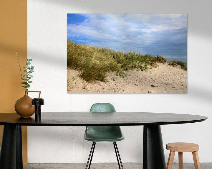 Beispiel: Dünenlandschaft von Ostsee Bilder