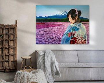 Lente In Japan van Paul Meijering