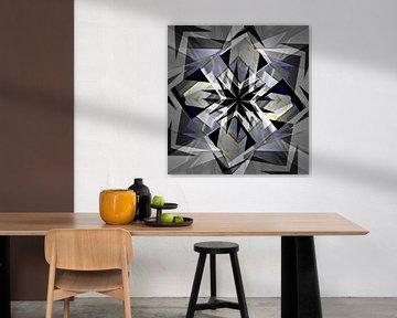 3D Star Blocks von Nicky`s Prints